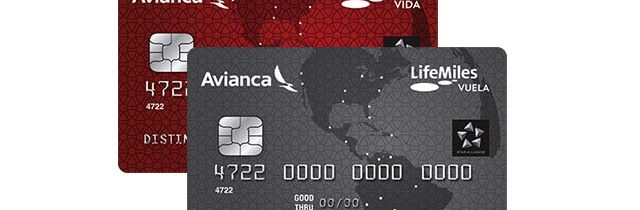 Avianca Lifemiles Credit Card