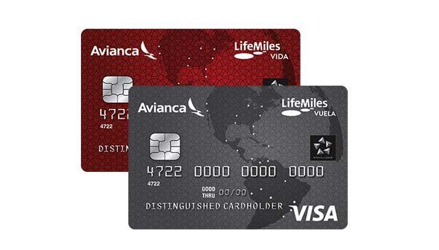 Avianca Lifemiles Credit Card