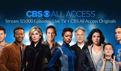 CBS All Access Xbox One Activation