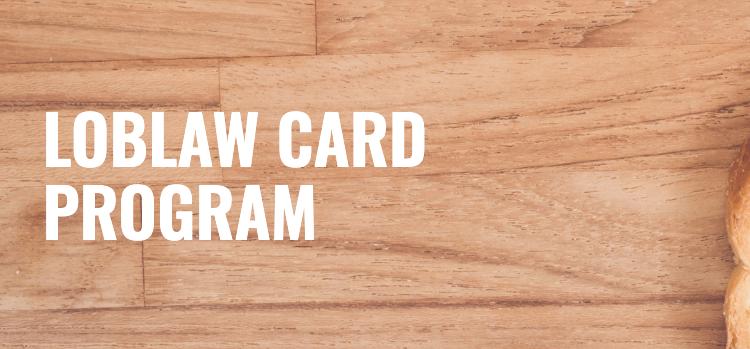 Loblaw Card Program Login