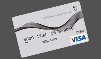 Make Your Life Easier With OneVanilla Prepaid Card