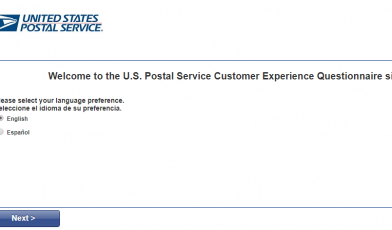 U.S. Postal Service Customer Experience Survey And Win Rewards