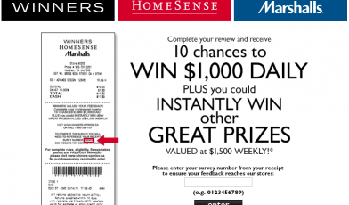 TJX-Survey-To-Win-Great-Prize