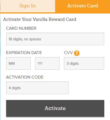 Vanilla-Visa-Rewards-Card-active