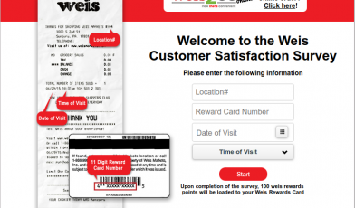 Weis-Customer-Satisfaction-Survey