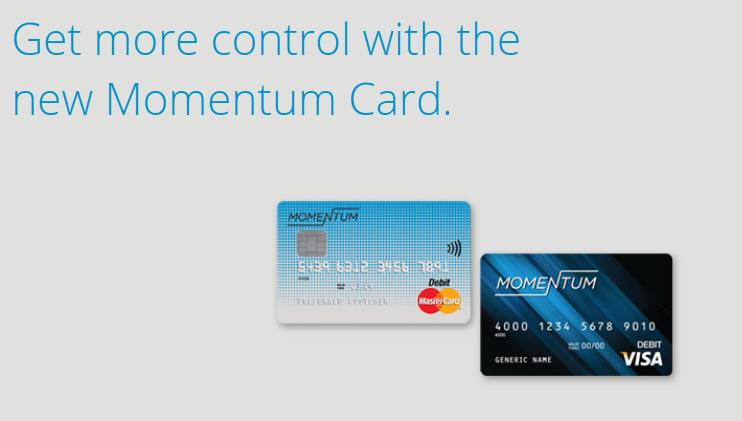 www.momentumcard.com mastercard