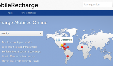 Recharge mobiles Logo