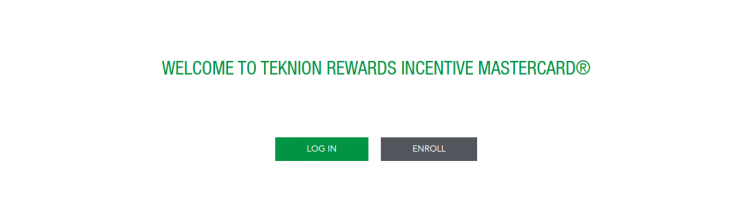 Teknion Rewards Incentive Mastercard Logo