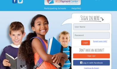 K12PaymentCenter Logo