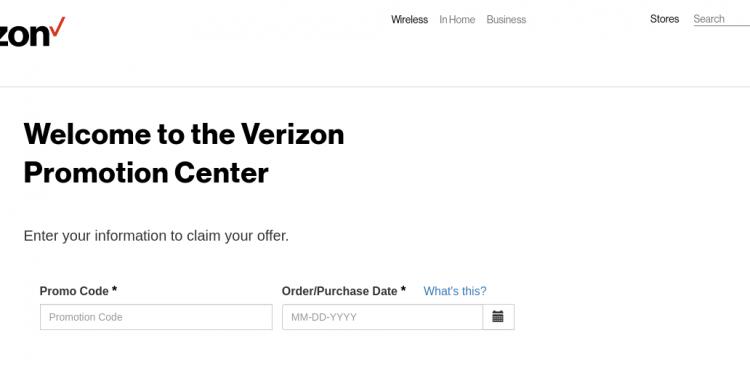 Verizon Wireless National Logo