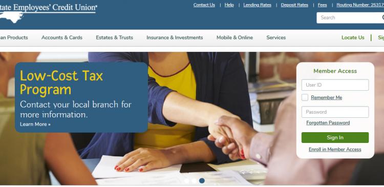 SECU Members Access Enrollment