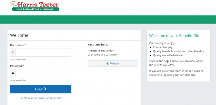 Register your name in MyHTSpace Login Portal