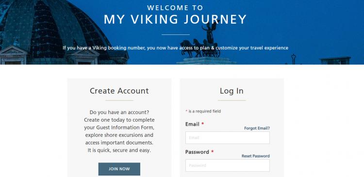 My Viking Journey Login