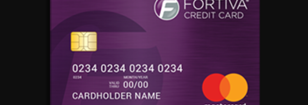 Fortiva Credit Card Logo