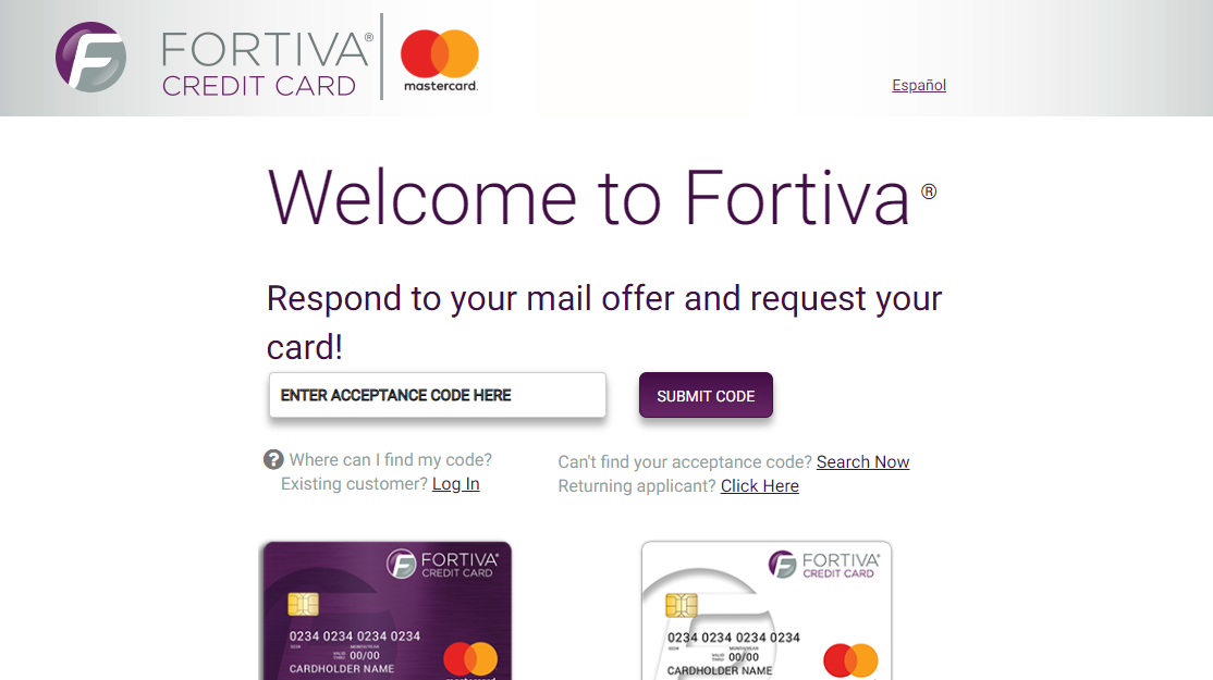 Fortiva Credit Card Apply
