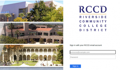 RCCD Logo