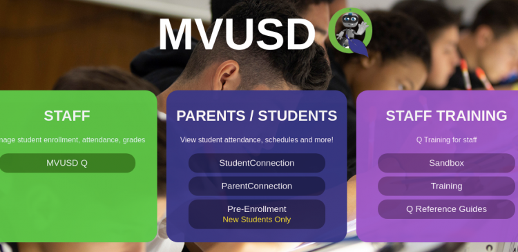 MVUSD Q Logo
