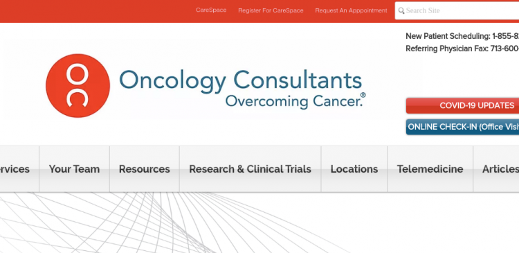 oncologyconsultants Logo