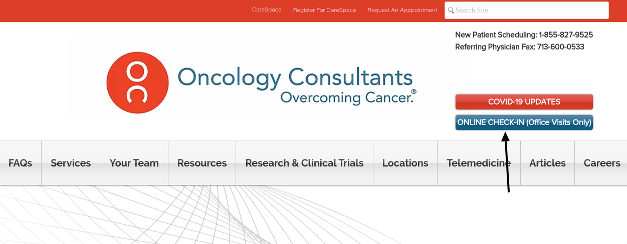 oncologyconsultants login
