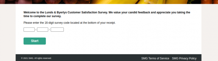 Lunds Byerlys Survey