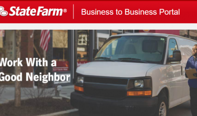 State Farm B2B Logo