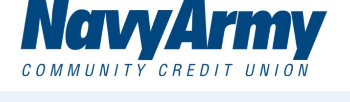 navy army community credit union logo