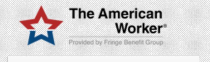 american worker employee
