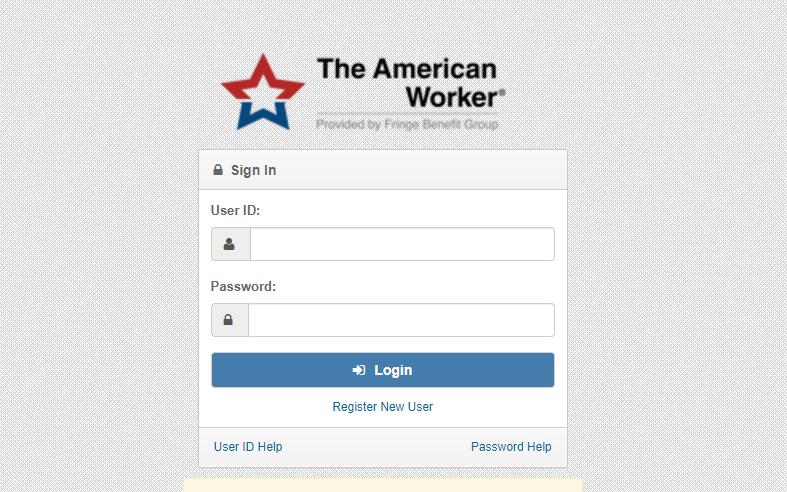 american worker employee login