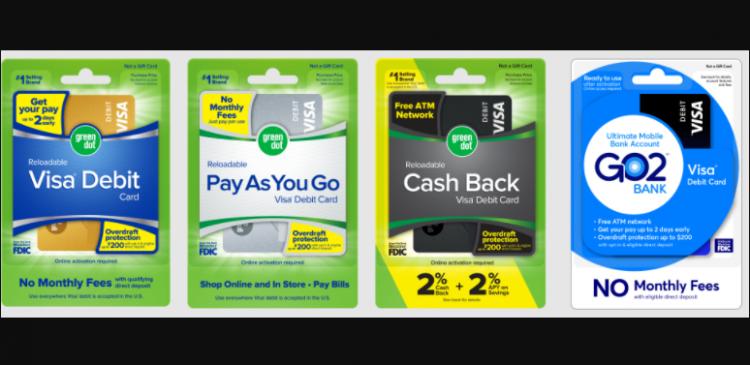 green dot debit card