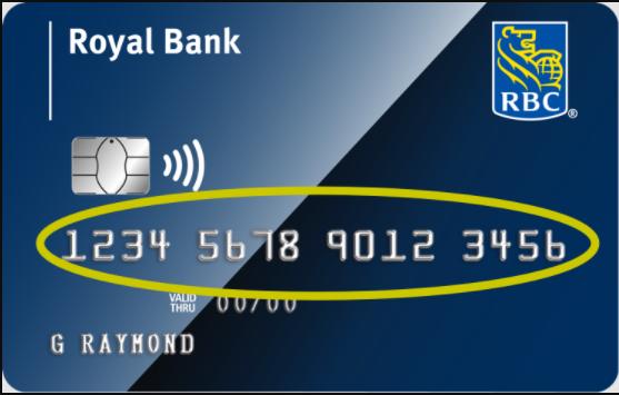 rbc credit card