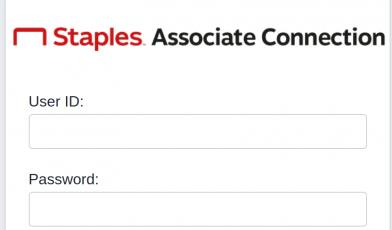 staples associate connection
